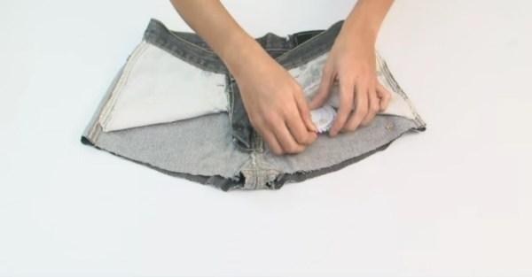 regalos que puedes hacer en casa pantalon blue jean ropa bolsa bolso