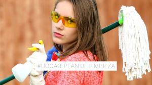 cómo crear un plan de limpieza del hogar