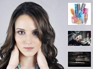 organizador de cosméticos organizado organiza maquillaje