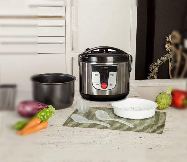 robot de cocina cocinar hogar comida platillos