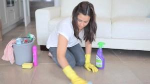 limpiar a diario