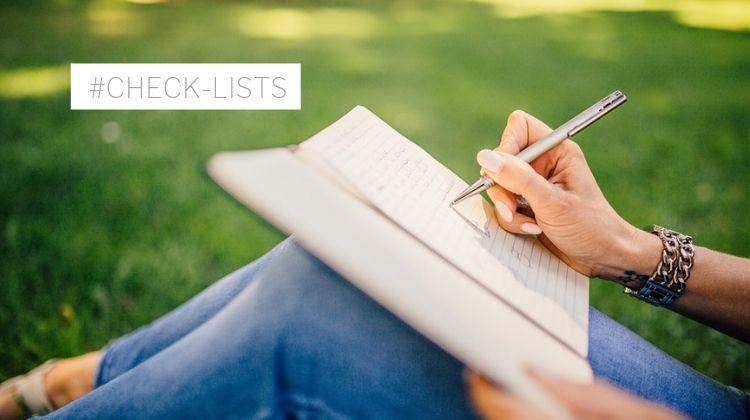 lista de tareas y plantillas