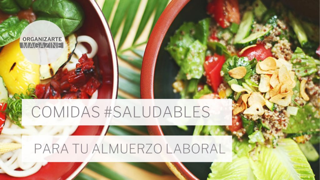Comidas saludables delivery