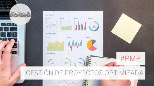 gestión de proyectos optimizada