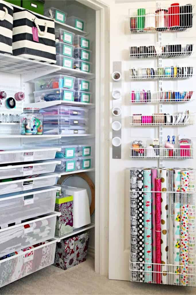 The Best Craft Room Organization Ideas Organization Obsessed