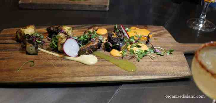 Grilled Octopus Tempo Urban Kitchen Great New Restaurant Brea