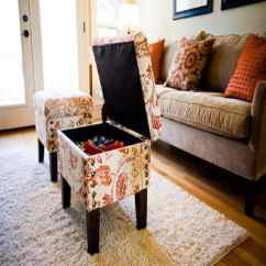 Storage Solutions For Toys In Living Room Outdoor Rooms On A Budget 11 To Store Small Spaces The Organized Mom Innovative Multifunctional Table And Ottoman