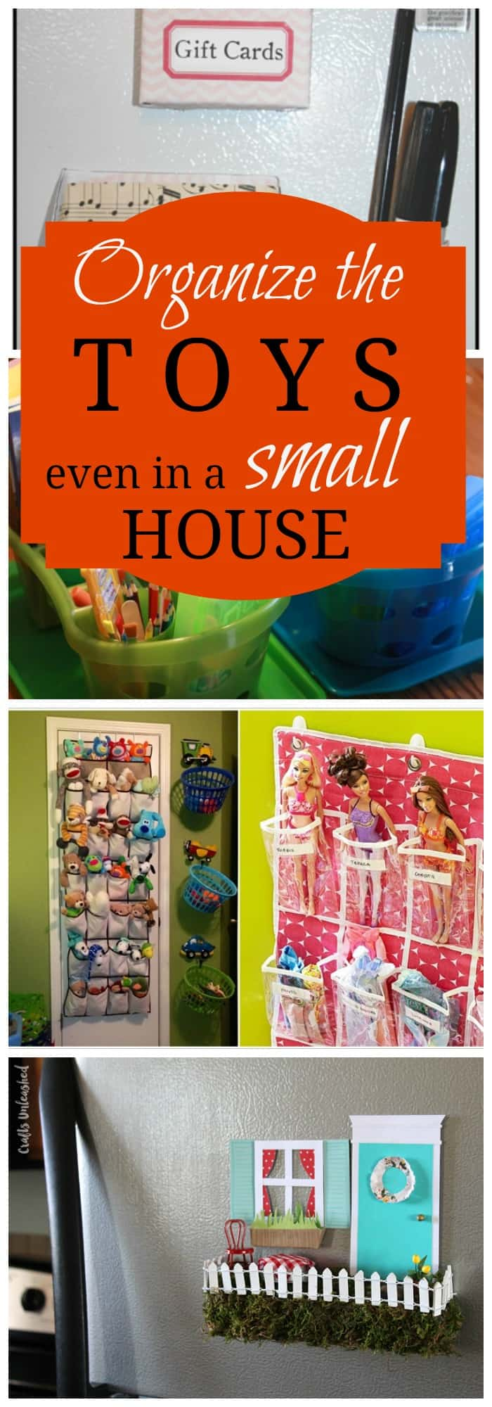 11 Solutions To Store Toys In Small Living Spaces The