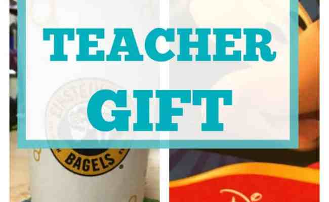 Tips For Giving Thoughtful Teacher Gifts The Organized Mom