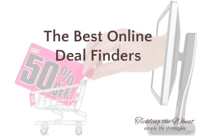 Where to Find the Best Online Deals