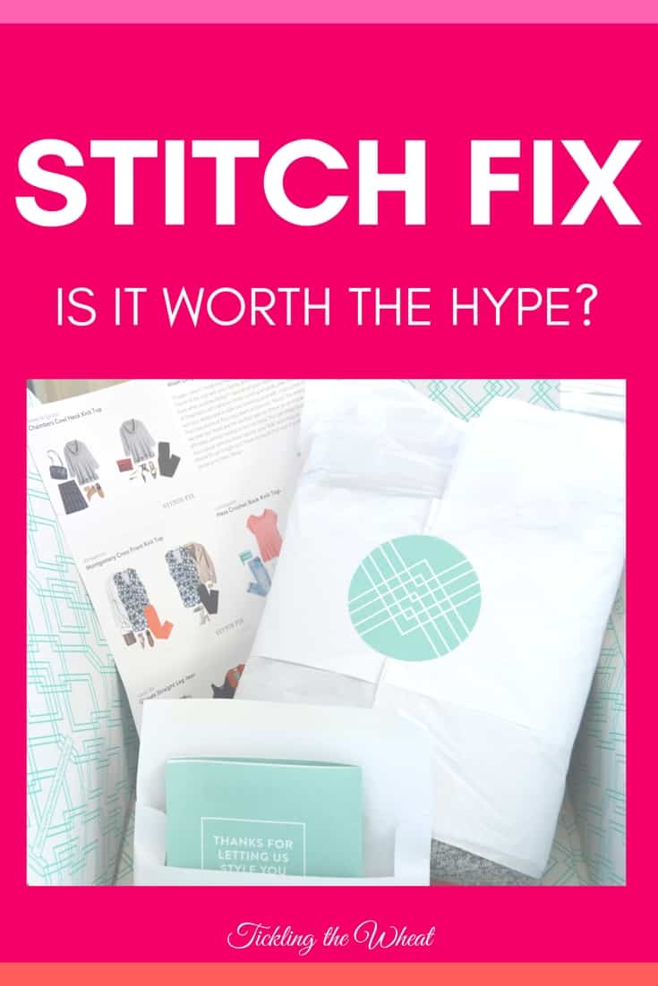 Thinking about trying Stitch Fix to buy your clothes? Find out the good and bad of using Stitch Fix to add some style to your wardrobe.