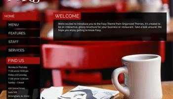 Umami by Organized Themes - Restaurant WordPress Theme