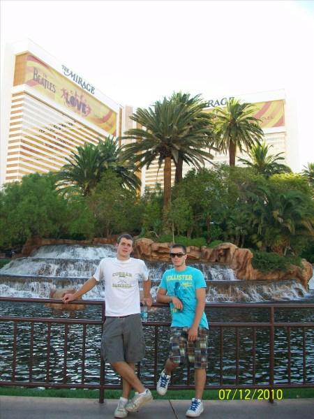 Mirage - Vegas