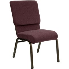 Stackable Church Chairs Walmart Desk Chair 18 5 Inch Wide Stacking Hercules Series Fabric