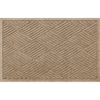 2 x 3 Outdoor Door Mat - Diamonds in Doormats