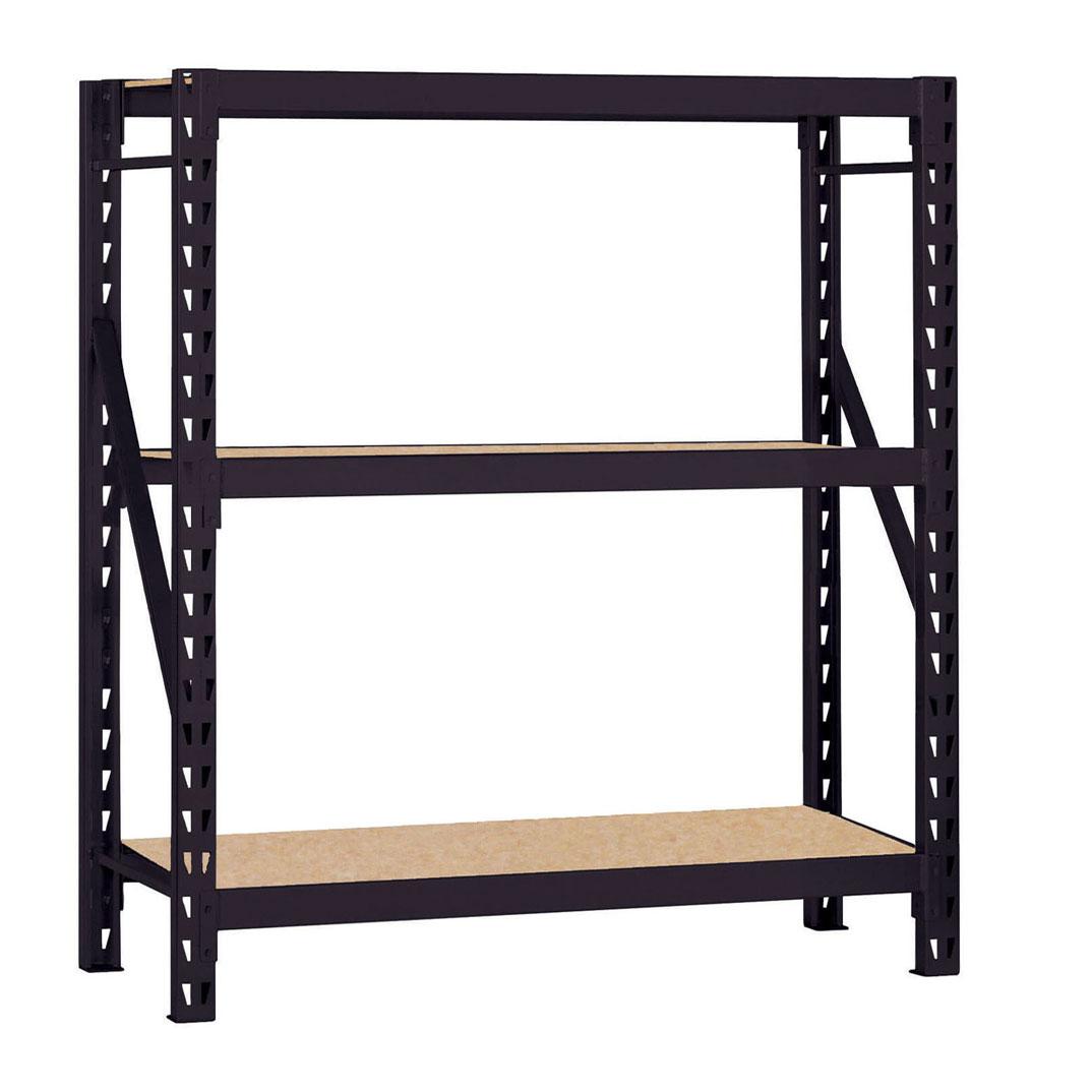 3 Shelf Heavy Duty Steel Welded Rack By Edsal