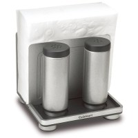 Napkin Holder with Salt and Pepper Shakers in Napkin Holders