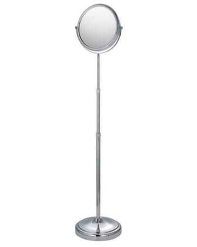 Floor Stand Adjustable Mirror  Chrome in Vanity Mirrors