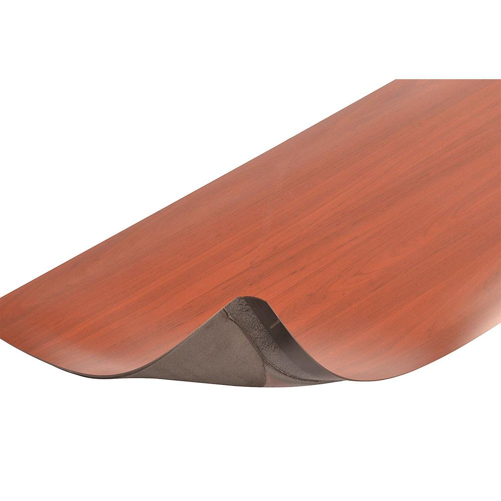 24 x 36 Inch Wood Grain Floor Mat in Kitchen Mats