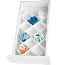 32 Compartment Drawer Organizer by Honey-Can-Do in Closet ...