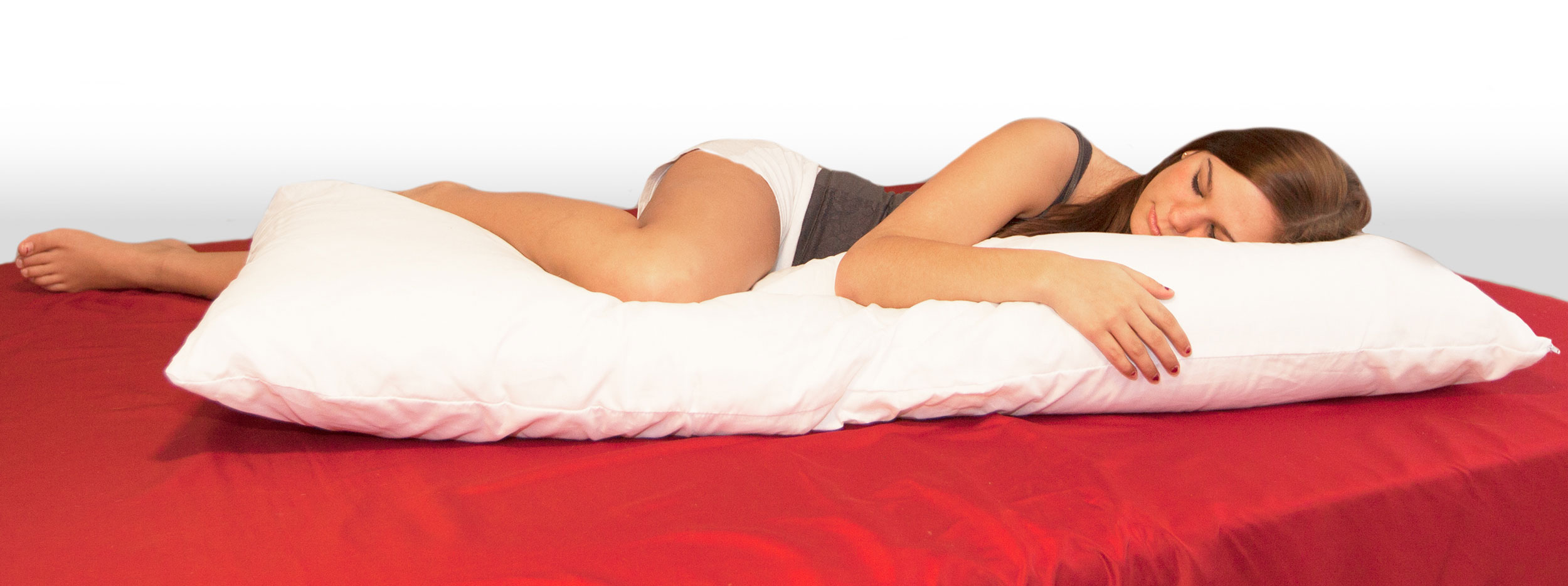 Back Support Pillow in Bed Pillows