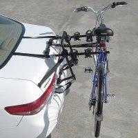 Bicycle Racks For Cars. Car Bicycle Rack. Car Trunk Bike