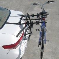 Bicycle Racks For Cars. Car Bicycle Rack. Car Trunk Bike