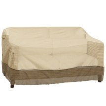 Deep Patio Loveseat Cover In Furniture Covers