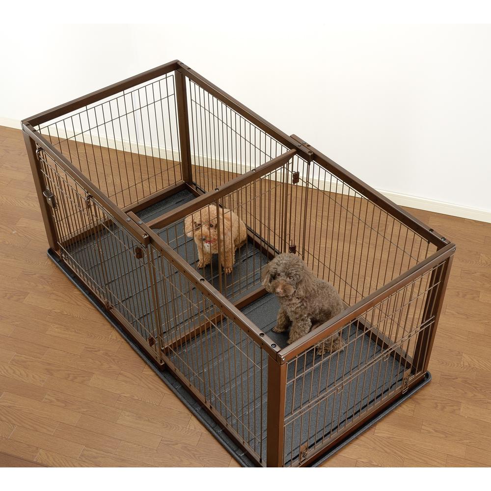 Dog Crate Divider in Pet Pens