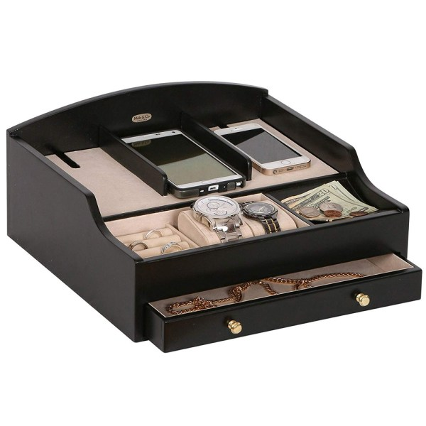 Mens Dresser Valet Charging Station Bestdressers 2019