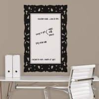 Dry Erase Wall Decal in Dry Erase Boards