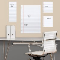 Dry Erase Wall Decals in Dry Erase Boards