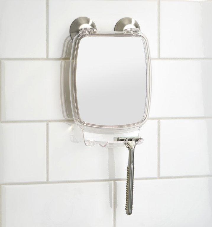 Shower Mirrors For Shaving Fogless