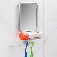 Fogless Shower Shaving Mirror in Shower Mirrors
