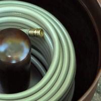 Garden Hose Storage Pot in Garden Hose Storage