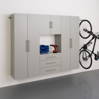 Hang-Up Cabinet System in Storage Cabinets