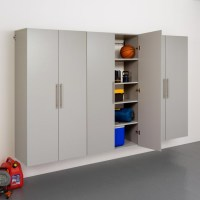 Hang-Up Garage Cabinet System - 108 x 72 x 20 Inch in ...