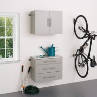 Hang-Up Garage Cabinet System - 30 x 72 x 16 Inch in ...