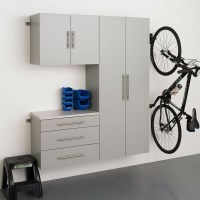 Hang-Up Garage Cabinet System - 60 x 72 Inch in Storage ...