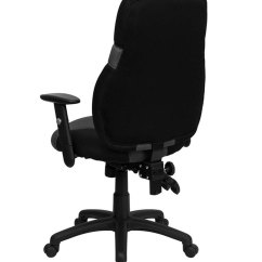 Ergonomic Chair No Wheels Vanity Chairs With Backs High Back In Office