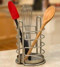 Kitchen Utensil Holder - Euro in Kitchen Utensil Holders