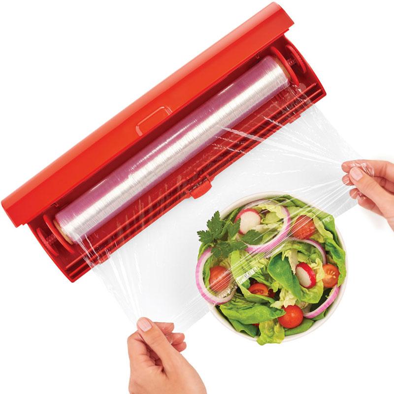 Kitchen Wrap Dispenser in Food Wrap Holders