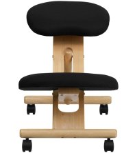 Kneeling Desk Chair in Armless Office Chairs