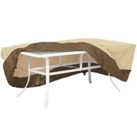 Rectangular Patio Table Cover in Patio Furniture Covers