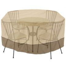 Bistro Table And Chairs Cover In Patio Furniture Covers