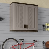Wall-Mounted Garage Cabinet in Storage Cabinets