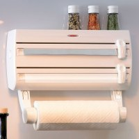 Wall Mounted Paper Towel Holder in Paper Towel Holders