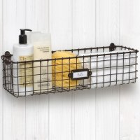 Wall Mounted Wire Baskets Storage - Home Ideas