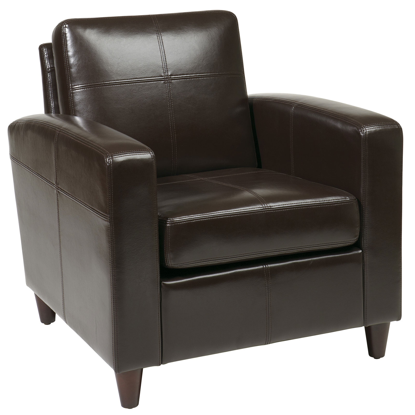 office chair club reviews velvet slipper avenue six venus by star in leather chairs
