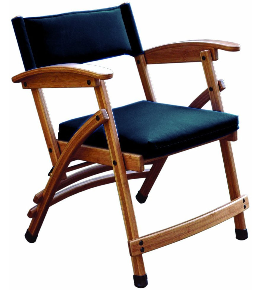 Folding Directors Chair in Accent Chairs